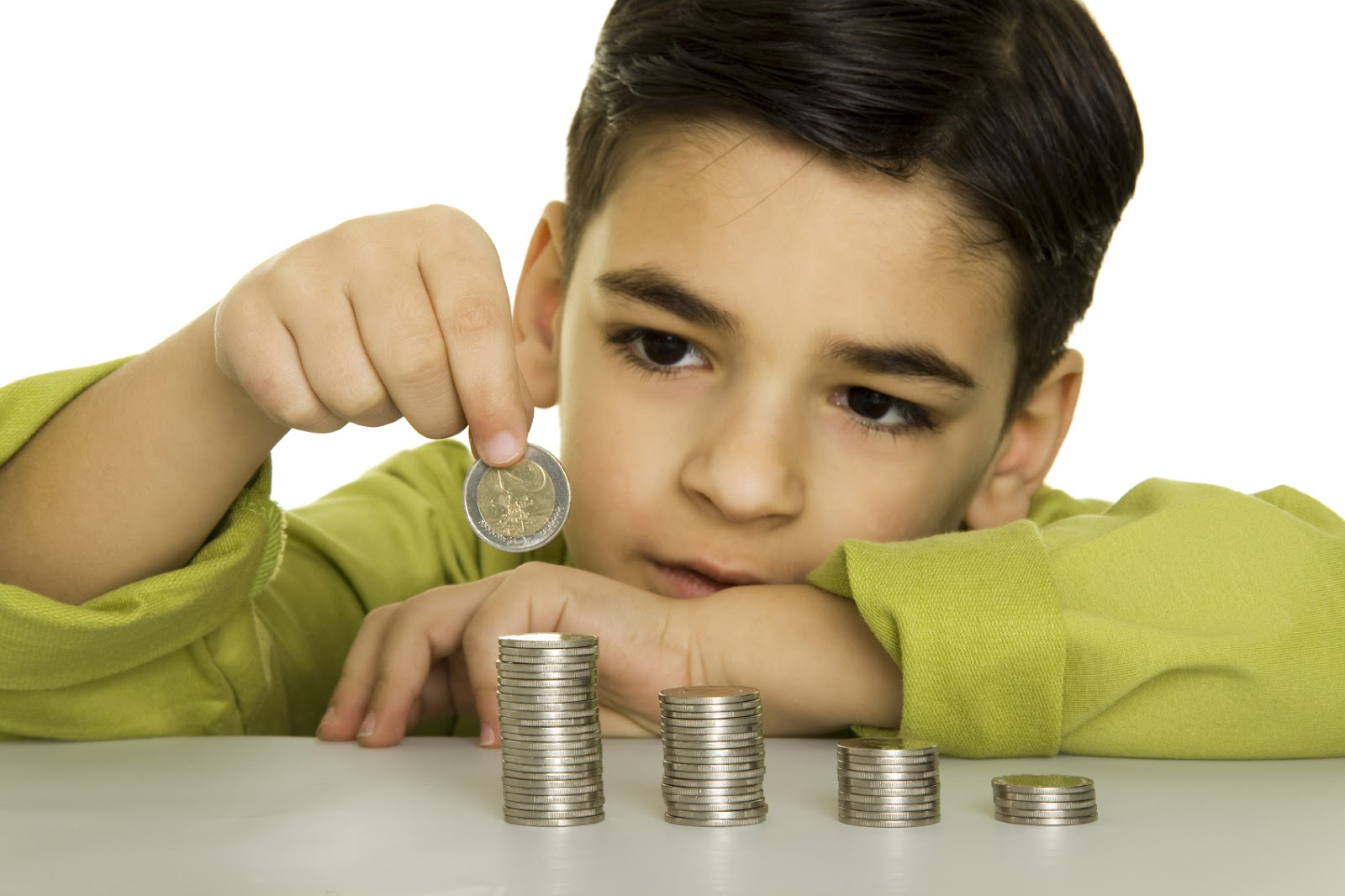 Child-counting-money