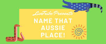 Name that aussie place 345 x 145